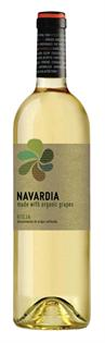 Navardia Rioja Blanco Organic 2013 750ml - Case of 12